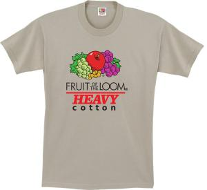 Fruit Of The Loom ® Adult Heavy Cotton ™ T-Shirt