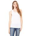 BELLA + CANVAS Ladies' Sheer Mini Rib Racerback Tank