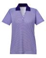 Extreme Ladies' EperformanceTM Launch Snag Protection Striped Polo