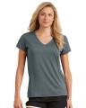 Gildan Performance® Ladies' 7.8 oz./lin. yd. V-Neck Tech T-Shirt
