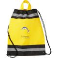 Small Eagle Drawstring Cinch Backpack